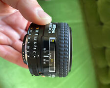 Nikon 50mm F/1.4 AI FX DX SIC AI-S Lens