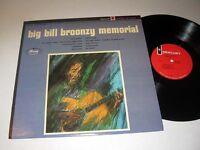 BIG BILL BROONZY Memorial MERCURY Stereo NM/NM-