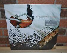 CIRCA SURVIVE - Juturna, Limited/2000 180 Gram BLACK VINYL Gatefold + Download