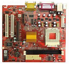 PC-chips m810lm 7.1 - AMD motherboard para Athlon XP/Duron, VGA Sound LAN USB