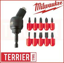 Milwaukee 4932459781 Shockwave Impact Duty Knuckle Offset Attachment 11pc