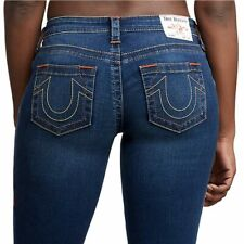 True Religion Mujeres de Stella Jeans Skinny Fit Elástico En Dreamcatcher