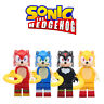 Sonic The Hedgehog - Brand New Lego Moc Minifigure Gift For Kids Collection