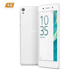 Teléfonos móviles libres Sony color principal blanco quad core