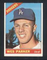 1966 Topps #134 Wes Parker VGEX Dodgers 36300