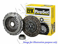 FOR BMW 3 SERIES E46 LUK CLUTCH KIT 320 D 320d 1998-2001 134 BHP 21217523619