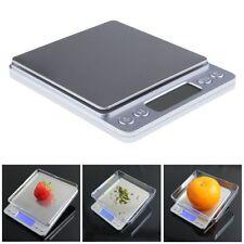 LCD MINI 0.1x 2000g Precision Jewelry Electronic Digital Balance Weight Scale SA