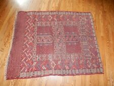 New listing Antique Persian or Middle Eastern Hand Made Wool rug / carpet