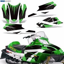 Arctic Cat FireCat Decal Graphic Kit F5,F6,F7 Sled Sabercat Snowmobile Wrap RB G
