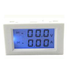 D85-3050 DC Digital Voltage & CurretMeter User Guides