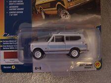Johnny Lightning 1/64 1979 International Scout II  Ver. B WHITE LIGHTNING  NEW
