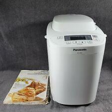 Panasonic SD-2501WXC Automatic Bread Maker with 27 programmes - White