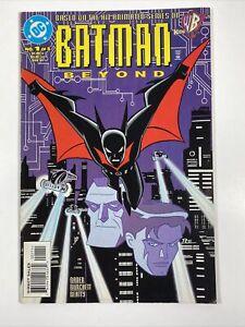 Batman Beyond #1 (DC comics 1999) 1st App Terry McGinnis-1st Print Direct UPC FN