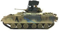 1:18 Diecast 21st Century Toys Ultimate Soldier US Army Desert M2 Bradley Tank