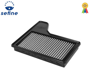 aFe For MagnumFLOW OEM Replacement Air Filter PRO Dry S Ford Mustang - 31-10255