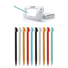 10Pcs Stylish Color Touch Stylus Pen for Nintendo Wii U WIIU GamePad Console