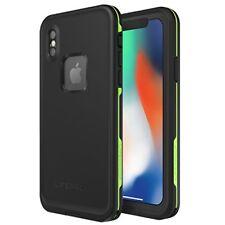 Lifeproof Fre Coque Étanche et Antichoc pour iPhone x Noir