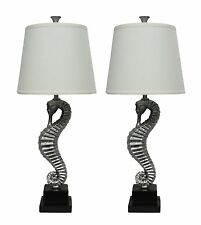 Urbanest Set of 2 Seahorse Table Lamps
