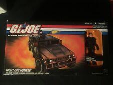 MISB Night Ops Humvee