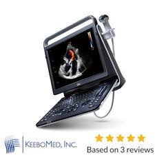 Chison eBit 60 Color Doppler Ultrasound Scanner & Cardiac CW, Vascular 7-18MHz