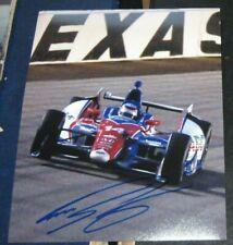 Takuma Sato 2017 Indianapolis 500 Champ SIGNED 8X10 Photo COA Racing Autographed
