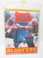 Sports Illustrated April 29 1991 Evander Holyfield vs George Foreman - No Label
