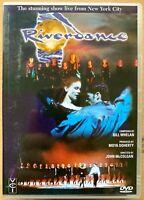 Riverdance Live From New York City DVD ~ Irlandés Dancing Rendimiento