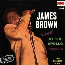James Brown / Live At The Apollo Vol. 2 - 2 Vinyl LP