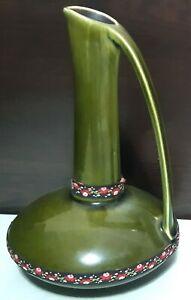Gmundner Keramik Vase 2718 - 3 Auböck Ära 50 er 60 er Jahre