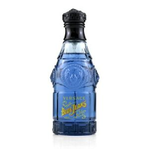 NEW Versace Versus Blue Jeans Edt Spray 75ml Perfume