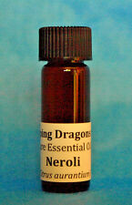 Neroli Essential Oil 4.5+mls 1dram Cosmetic Grade Pure Undiluted Aromatherapy eo
