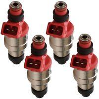 4PCS FOR Mazda B2600 MPV 2.6L Fuel Injector G60913250