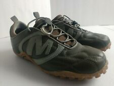 Merrell Striker Womens Size US 7.5 Hiking Athletic Shoes - Coal Sage Green NICE