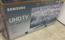 CRACKED SCREEN Samsung UN65MU7000 Smart LED TV - broken, for parts -LOCAL PICKUP