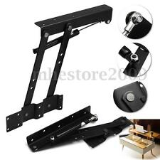 2x Lift Up Top Coffee Table Lifting Frame Mechanism Spring Hinge Hardware DIY MH