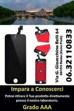 Vetro Lcd Apple Iphone 5, 5c, 5S, SE + Touch Display Tianma Originale OEM Roma