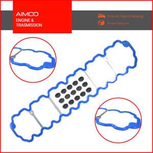 AIMCO Engine Valve Cover Gasket Set for 1996-2006 WRANGLER GRAND CHEROKEE 4.0L