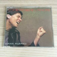 Gianni Morandi - Come Fa Bene l'Amore - CD Single PROMO - BMG 2000 _ Ramazzotti