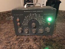 Heathkit SG-8 Rf Signal Generator For Ham Radio