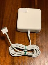 """Original OEM 60W MagSafe1 T-tip AC-Power Adapter APPLE 13""""MACBOOK PRO A1344 Used"""