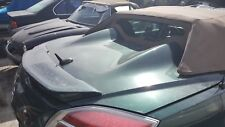 2006-2010 Saturn Sky Rear Deck Lid / Trunk Panel with spoiler in green