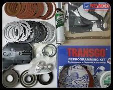 Trutech Level 1 complete rebuild kit Extreme 3-4 clutch 04-12 4L60E transmission