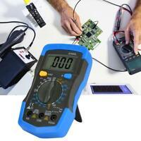 DT830L Multimètre Numérique Voltmètre Ohm Testeur Electrique digital écran LCD
