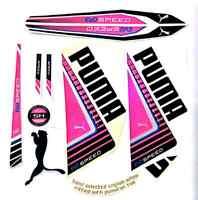 Model PINKBrand new cricket bat stickers rare ebay Premium Quality Graphics