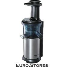 PANASONIC MJ-L 500 Slow Juicer Stainless Steel / Black