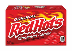 Red Hots  Cinnamon  Candy  5.5 oz.