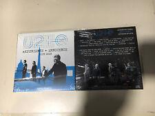 U2 2 CD LIVE IN  PARIS FRANCE 08/09/2018  SEALED