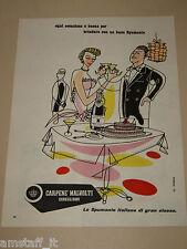 *10=CARPENE MALVOLTI CONEGLIANO=1954=PUBBLICITA'=ADVERTISING=PUBLICIDAD=WERBUNG=