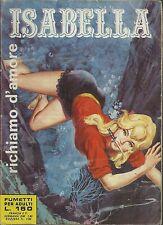 ISABELLA n° 70 del 1969 - fumetto erotico