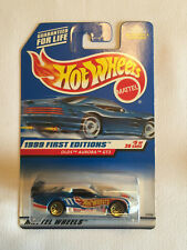OLDS AURORA GT3 (with GTS-1 Bottom) - 1999 Hot Wheels Die Cast Car -Mint on Card